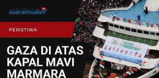 Gaza di Atas Kapal Mavi Marmara - Feature Image