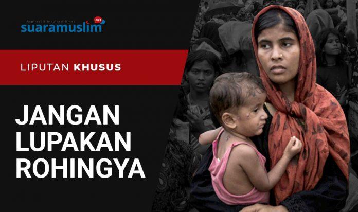 Jangan Lupakan Rohingya - Feature Image
