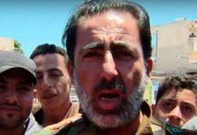 Mantan Komandan FSA yang Serahkan Daraa ke Rezim Assad Ditembak