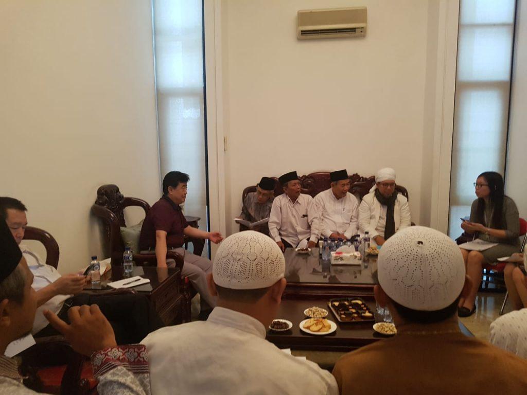 Mediasi GUIB Jatim Terkait Uighur dengan Konjen RRT Berakhir Deadlock
