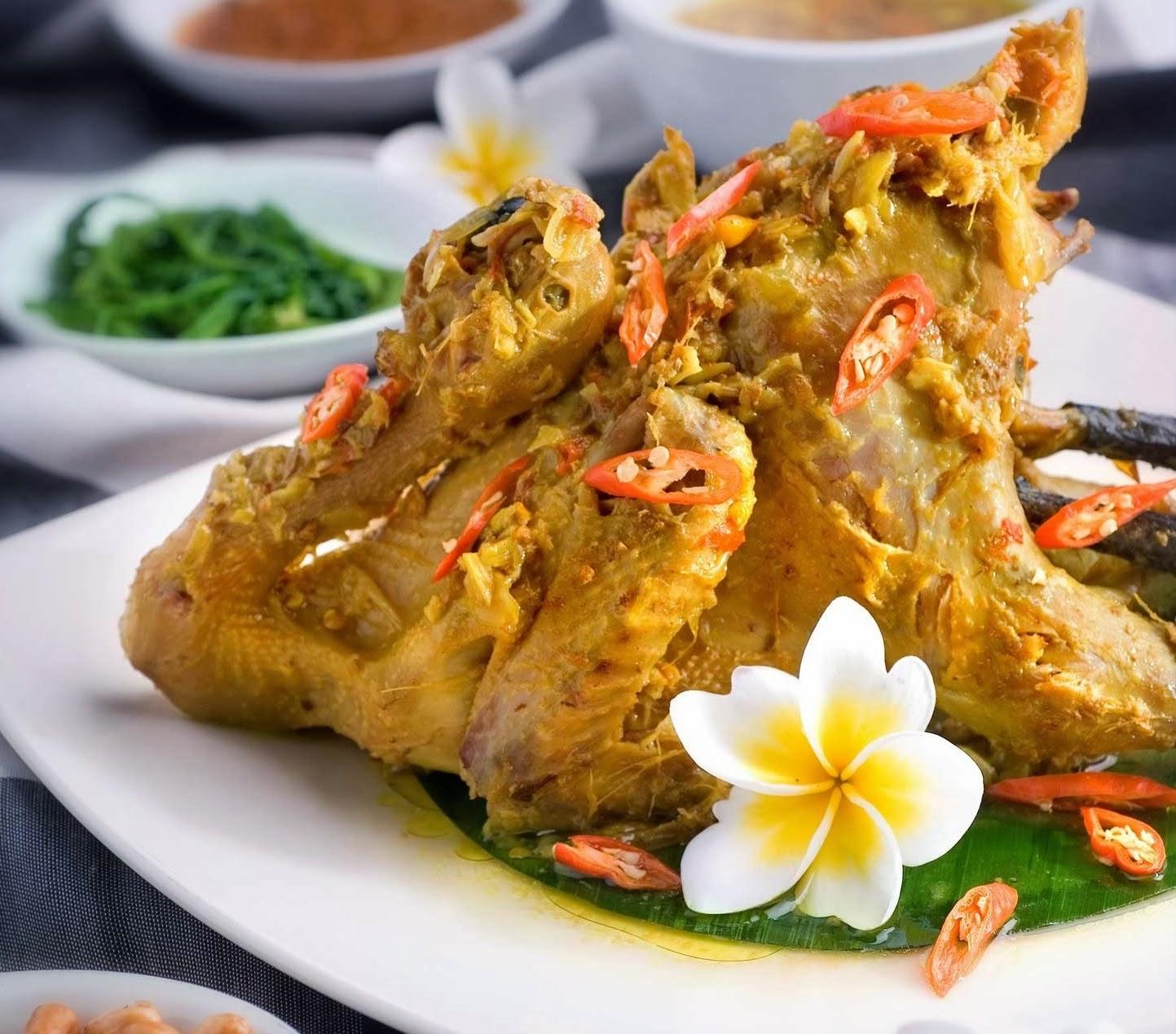 Rekomendasi Masakan Khas Bali yang Halal