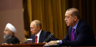 Bahas Komite Konstitusi Suriah, Turki-Rusia Adakan Pertemuan di Ankara
