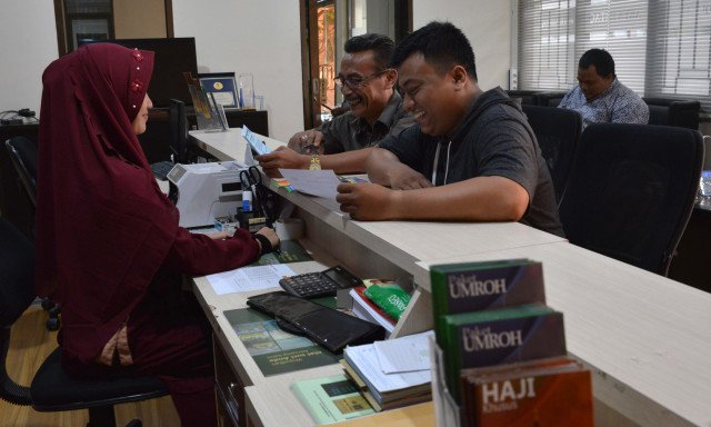 Kemenag Minta Ketentuan Rekam Biometrik Umrah Ditunda