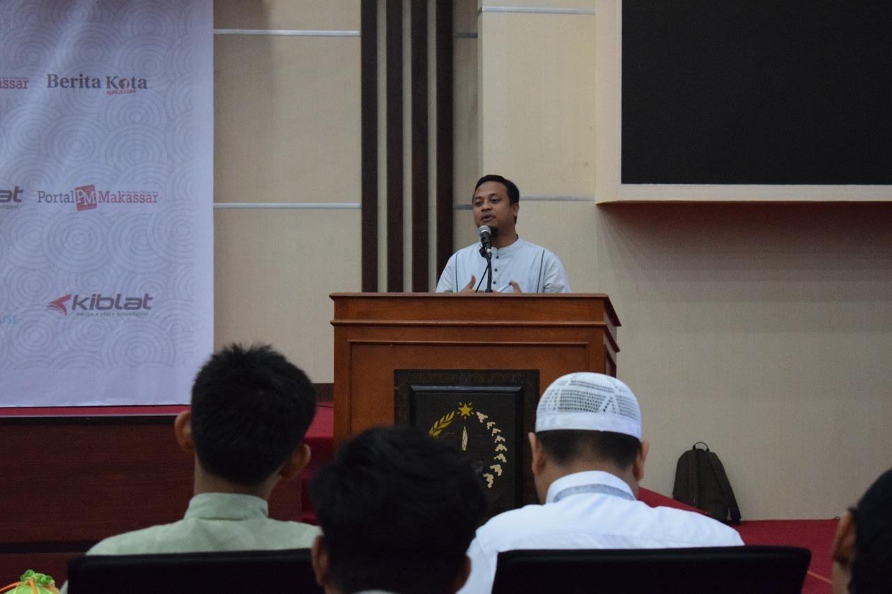 Wagub Sulsel Buka Muspimnas 2018 Lingkar Dakwah Mahasiswa Indonesia