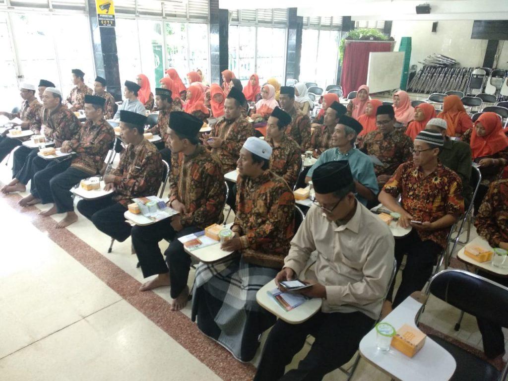 Yayasan Darul Hasanah Semarang Tertarik Meniru Masjid Al Falah Surabaya