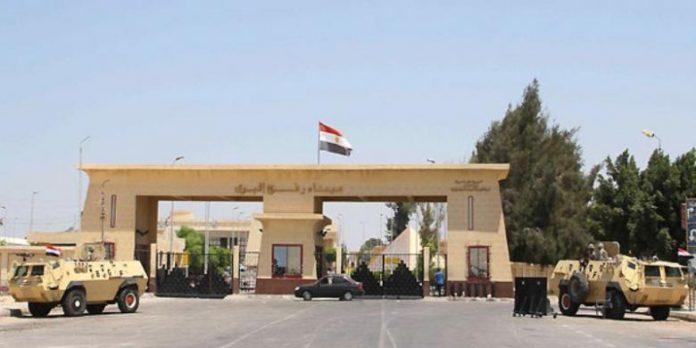 Mesir Halangi Warga Palestina Lintasi Perbatasan Rafah
