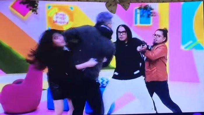 Akibat Adu Jotos Billy Syahputra, Program Pagi Pagi Pasti Happy Trans TV Ditegur KPI