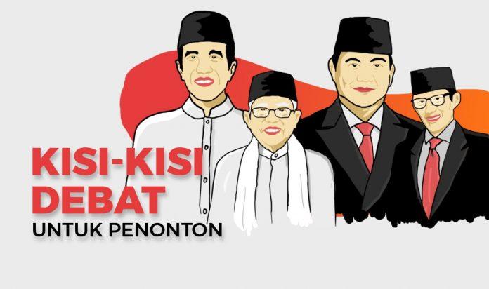 Survei SMRC: Elektabilitas Jokowi-Amin Unggul Atas Prabowo-Sandi