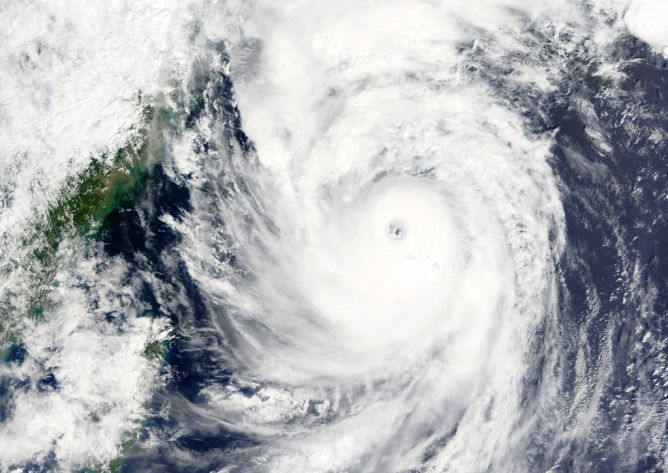 BMKG Ada Bibit Siklon di Laut Timor