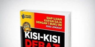 Bocoran Soal Debat Menguji Integritas KPU