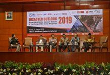 Disaster Outlook 2019 Bahas Potensi Bencana dan Upaya Melakukan Mitigasi