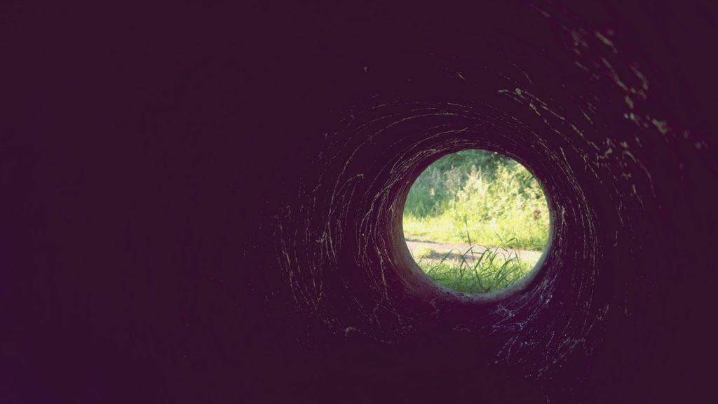 Ilustrasi lubang pipa
