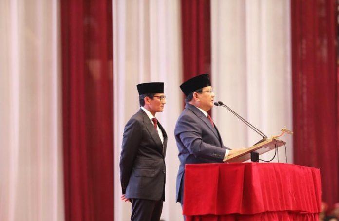 Prabowo Gaji Dokter Lebih Kecil dari Tukang Parkir