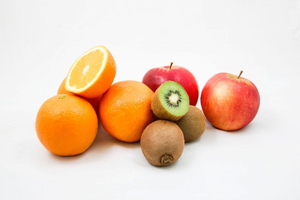 Ilustrasi buah-buahan