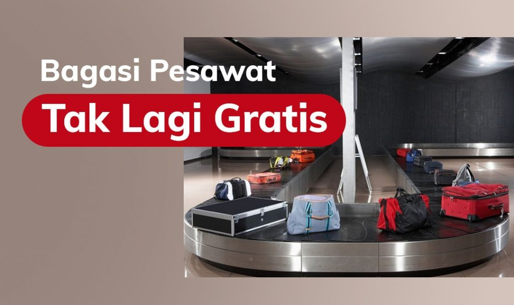 Tarif bagasi pesawat