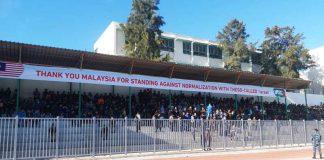 Malaysia Terus Berdiri Mendukung Palestina