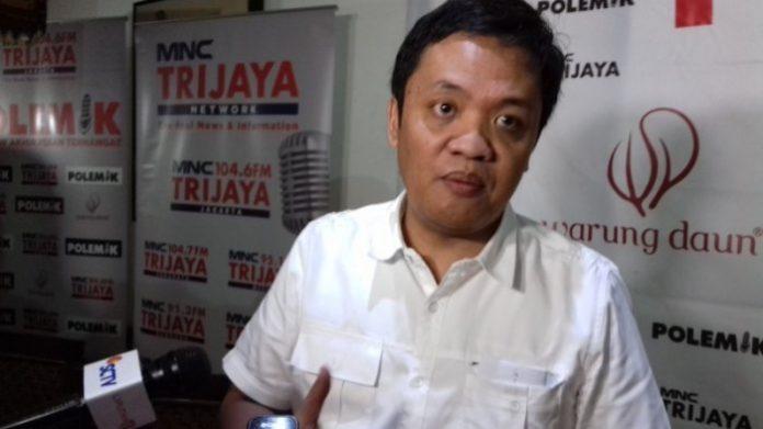 Habiburokhman, politikus Gerindra, foto: Dok. Istimewa