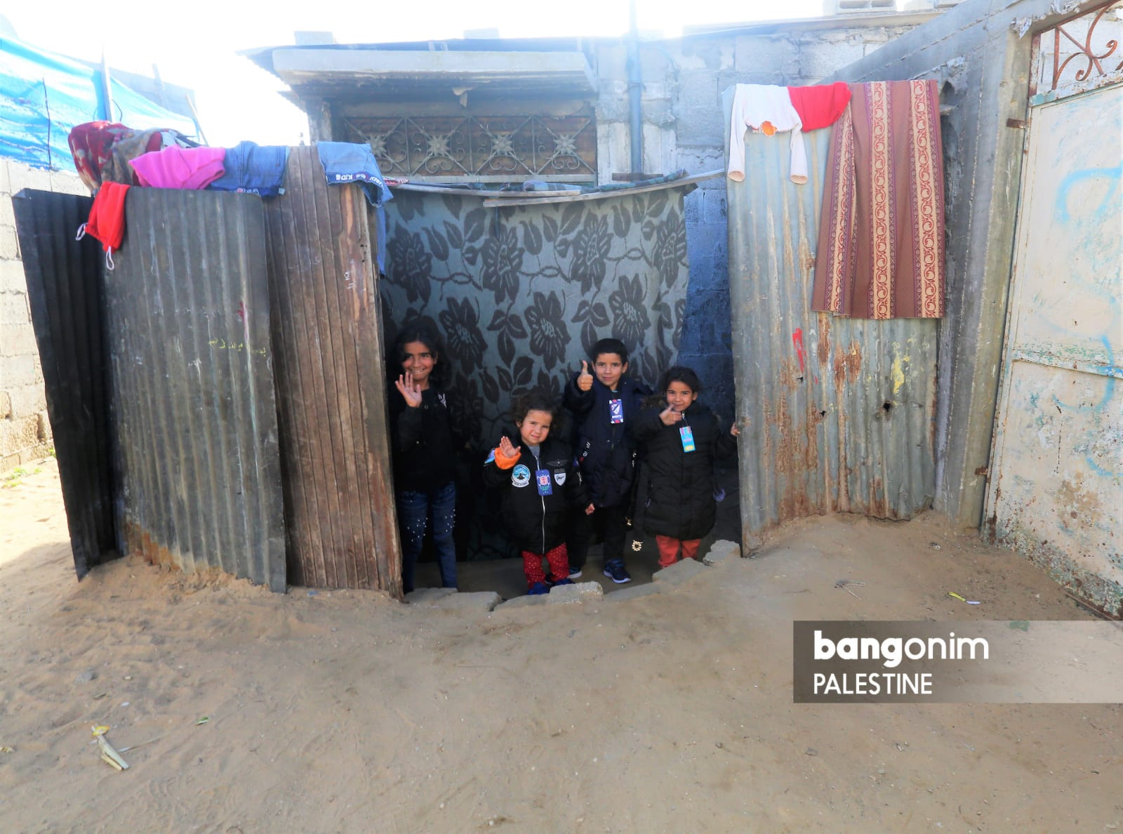 Kisah Nyata: Keluarga Miskin Tak Takut Mati Kelaparan di Gaza