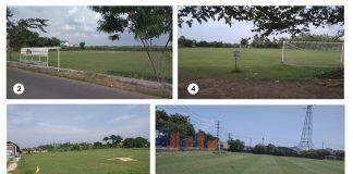 lapangan sepak bola desa