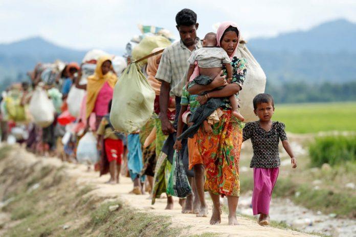 LSM Internasional Minta Myanmar Hentikan Kekerasan Terhadap Rohingya
