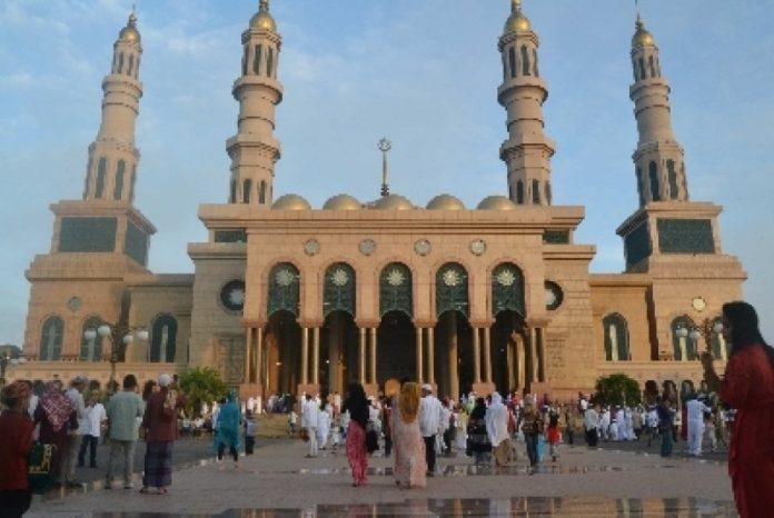 Masjid Adalah Benteng Kehidupan Umat