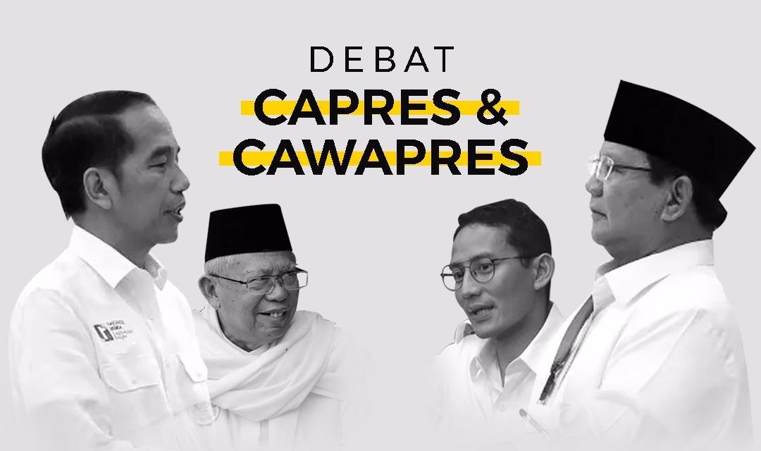 Menyoal Contekan Debat Pilpres 2019