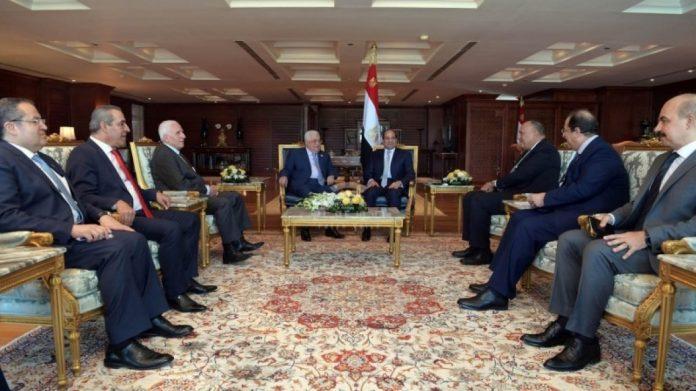 Mesir Dukung Perjuangan Hak Rakyat Palestina