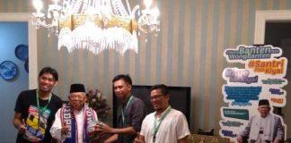 Pendukung Persib 'The Viking' Dukung Jokowi-Ma'ruf Amin