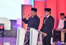 Prabowo: Ada Perbedaan Para Menteri Dalam Impor Beras, Jokowi: Putusan Menurut Saya