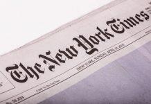 New York Times Terbitkan Artikel Kecaman Terhadap Israel