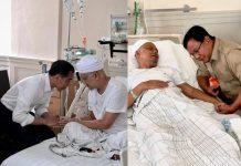 Hikmah Sakitnya Ustaz Arifin Ilham, Alvin: Jokowi Prabowo Saling Mendoakan