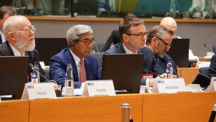 Indonesia Ajak ASEAN dan Uni Eropa Perjuangkan Kemerdekaan Palestina