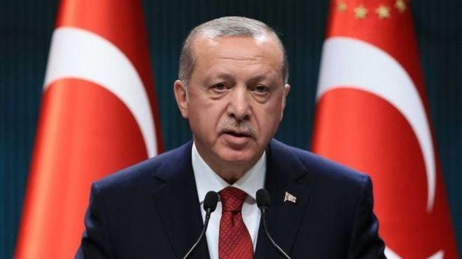 Erdogan: Turki akan Buru Semua Kelompok Teror