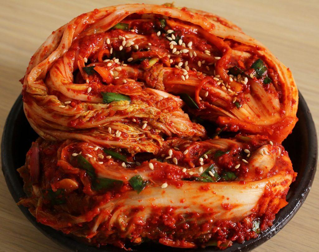 Kimchi, acar sayur khas Korea (Foto: maangchi.com)