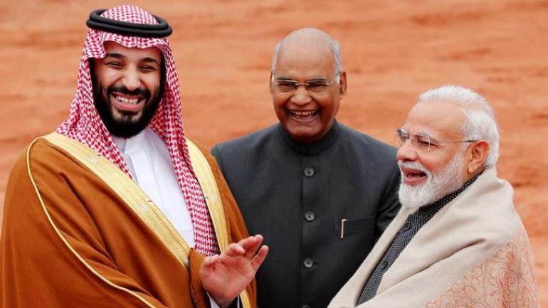 Berkunjung ke New Delhi, Muhammad Bin Salman Janji Bebaskan Ratusan Tahanan Warga India di Saudi