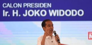 Debat Putaran Kedua Berakhir, Jokowi: Tidak Ada yang Saya Takuti