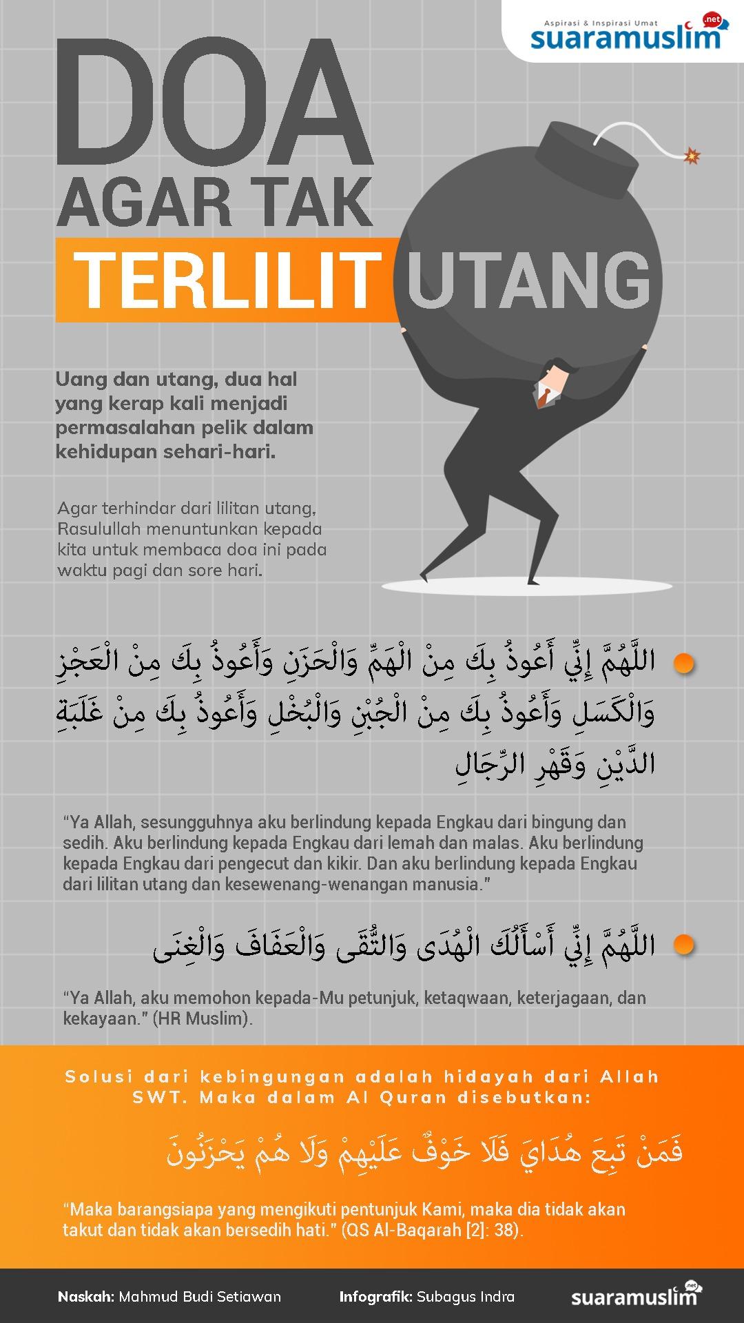 Doa Bebas Utang