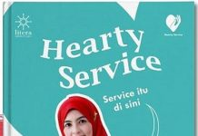 Hearty Service; Melayani Dengan Hati