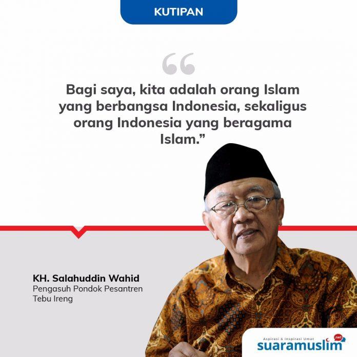 Merawat Harmoni Indonesia dan Islam