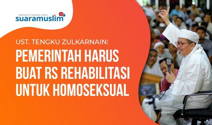 RS Rehabilitasi Untuk Homoseksual