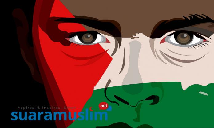 Revolusi Belum Usai Bagi Bangsa Palestina