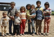 Save the Children 2.500 Anak dari 30 Negara Berada di Kamp Milisi Kurdi Suriah