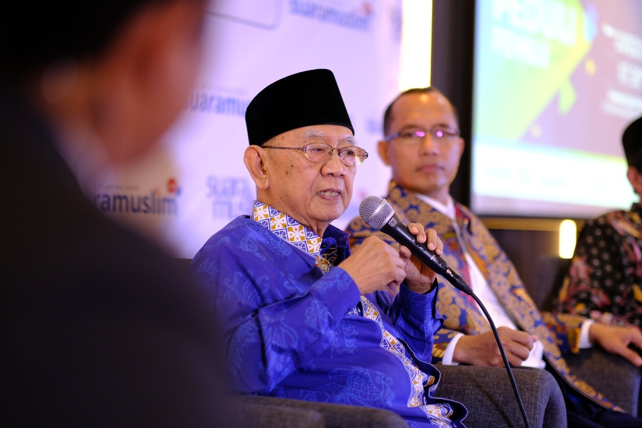 Selenggarakan Oase Bangsa, Radio Suara Muslim Ajak Umat Peduli Pemilu