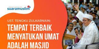Masjid Ukhuwah Islamiyah