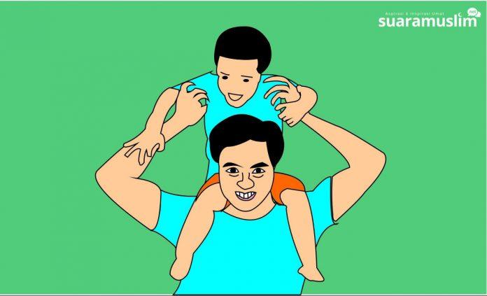 Kewajiban Ayah Terhadap Pendidikan Anak Laki-laki