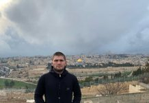 Khabib Nurmagomedov, Petarung UFC Kunjungi Al-Aqsha