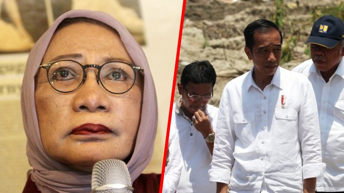 Antara Ratna Sarumpaet dan Joko Widodo