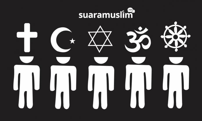 Ilustrasi Non-Muslim (Ils : Ana Fantofani)