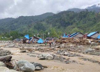 Banjir Bandang Sentani, BNPB Diduga Ada Sungai yang Terbendung Longsor