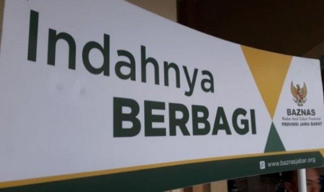 Baznas Tingkatkan Penghasilan Penerima Zakat Hampir 100 Persen